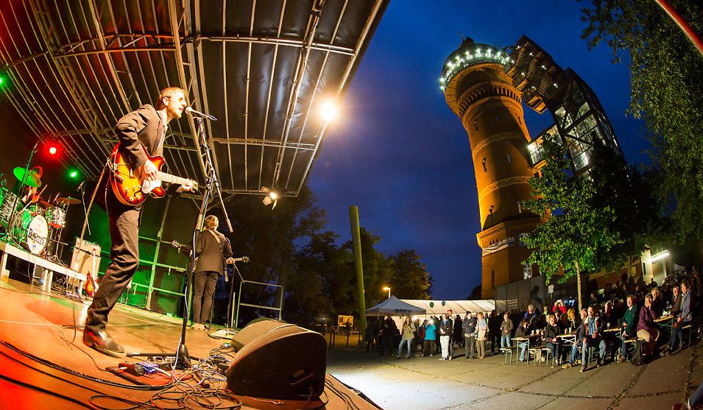 Extraschicht 2015 im Ruhrgebiet
